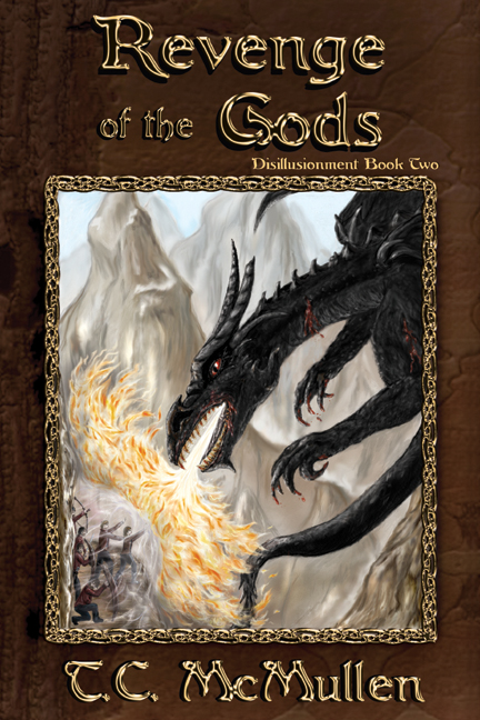 Revenge of the Gods: Disillusionment Book Two